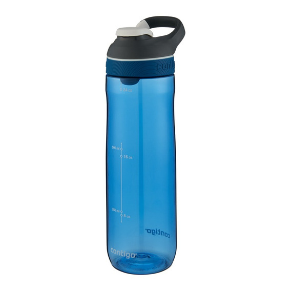 Botella Plastica Sis Autoseal Cortland Azul 710 Ml Contigo