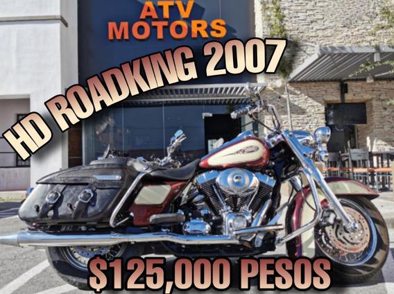Harley Davidson Roadking 2007