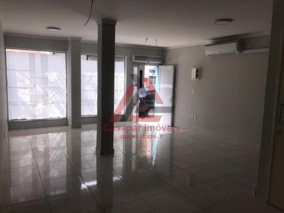 Salão Comercial B. Santa Paula 130m² - Ótima Localização - 2710