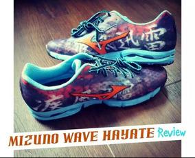 Tênis Mizuno Wave Hayate Importado Original Usa