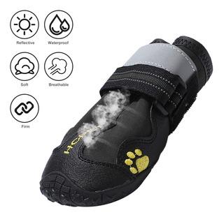 Botas Para Perros Zapatos Impermeables Para Perros Con