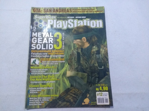 Revista Super Dicas Playstation 12 Detonado Alone Inthe Dark