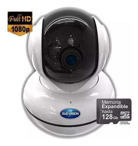 Camara Seguridad Ip 1080p Motorizado Wifi Vision Nocturna
