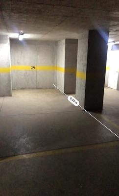 Fantástico Pack 2 Estacionamientos Tandem +bodega De 11 M2