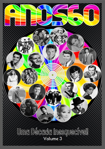 Anos 60 Internacional (box Set)