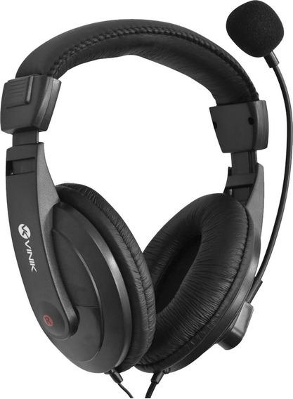 Fone De Ouvido Headset Com Microfone Go Play Fm35