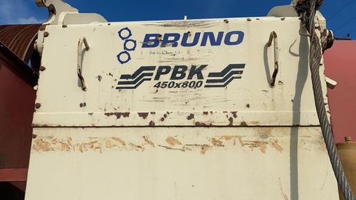 Imagem 1 de 8 de Picador Triturador Florestal Indu  Madeira  Biomassa Bruno