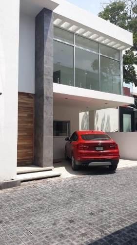 Casa En Condominio En Ampliación Chapultepec / Cuernavaca - Caen-570-cd*