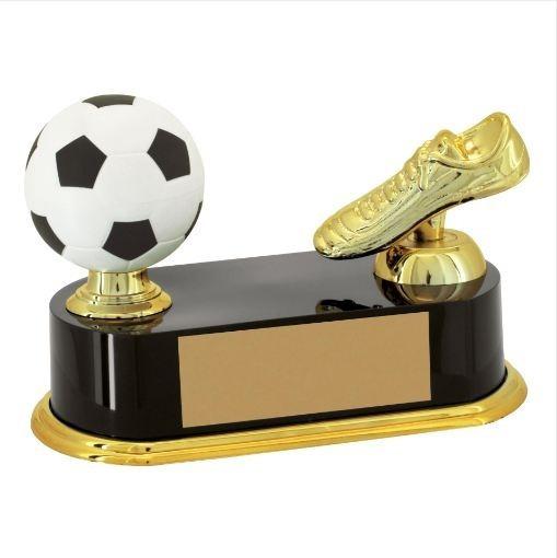 Trofeu Futebol Chuteira Artilheiro Melhor Jogador E Bola