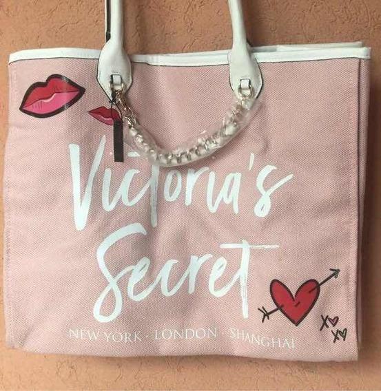 Cartera Tote Victorias Secret Bolso Varios Modelos