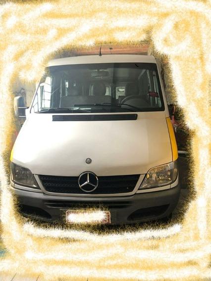 Sprinter Mercedes-benz Cdi 313 2012/2013 (20 Lugares)