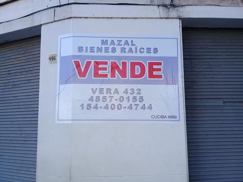 Venta Terreno, Villa Crespo.