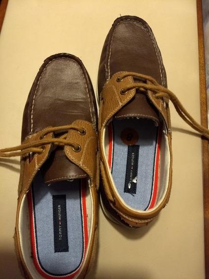 Zapatos Hombre Tommy Hilfiger Origen U.s.a.