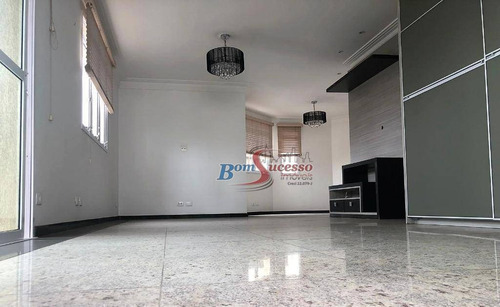 Apartamento Com 3 Dormitórios À Venda, 150 M² Por R$ 1.250.000,00 - Jardim Anália Franco - São Paulo/sp - Ap1964