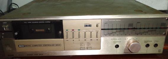 Tape Philips Aw 620/micro Computer Control Deck/p/restaurar