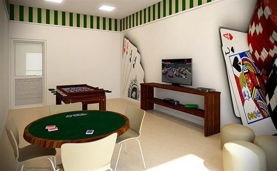 Apartamento Para Venda Por R$495.000,00 - Vila Bastos, Santo André / Sp - Bdi17323