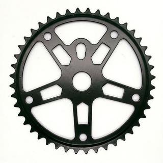 Engranaje Bicicleta Playera 40 Dientes Negro - Racer Bikes