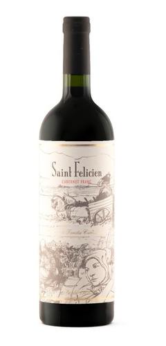 Vino Saint Felicien Cabernet Franc 750 Ml