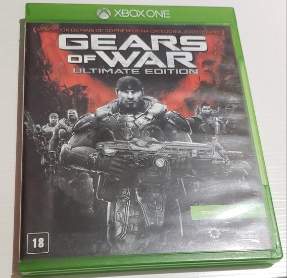 Guears Of War Ue Xbox One Mídia Física