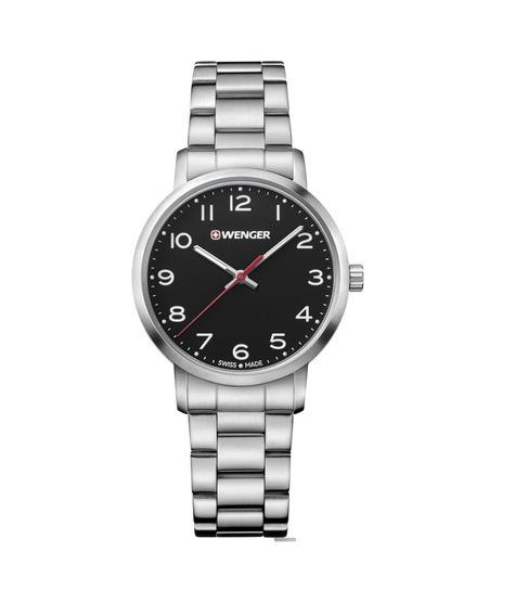 Relógio De Pulso Feminino Suíço Wenger Avenue Lady C/ Nf
