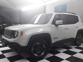 Jeep Renegade Sport 4x4 Diesel Completo Com Kit Multi Mídia