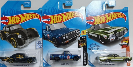 Carritos Hotwheels - Carros Hotwheels Originales - Mattel