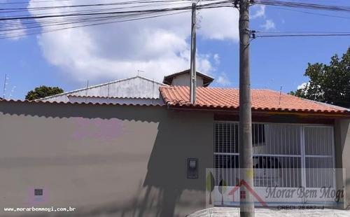 Casa Para Venda Em Mogi Das Cruzes, Jardim Cecília, 3 Dormitórios, 1 Suíte, 2 Banheiros, 2 Vagas - 3476_1-1437026