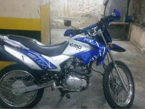 Moto Enduro Md 200cc