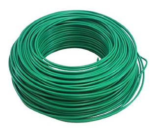 Cable 8 Awg Thw 90 600 Verde Rollo Sigma