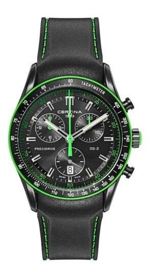 Reloj De Cuarzo Para Hombre Certina Ds 2 Cronógrafo C024-4