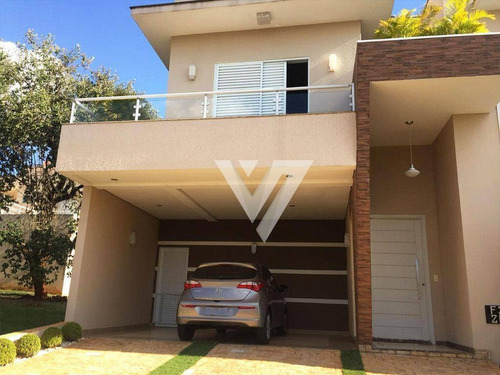 Casa À Venda, 212 M² Por R$ 689.000,00 - Jardim Golden Park Residencial - Sorocaba/sp - Ca1536