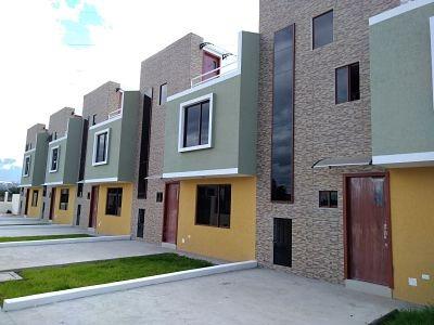 Casa Nueva Tu Vivienda En Izamba Ambato Conjunto Turin