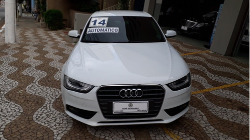 Audi A4 2014 2.0 Tfsi Ambiente Multitronic 4p