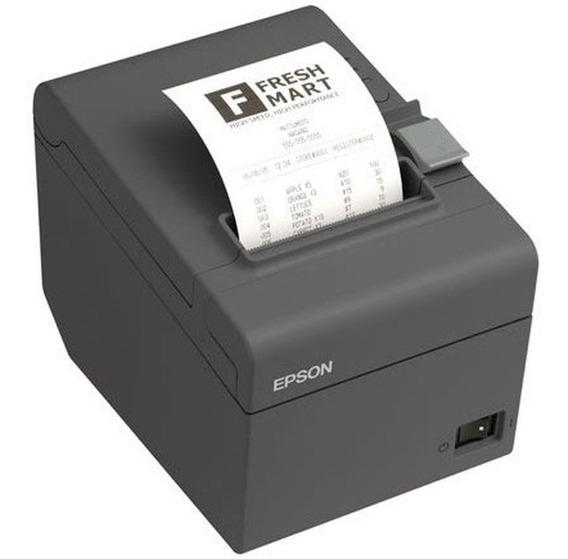 Impresora Térmica Epson Pos Tm-t20ll Usb Y Serial