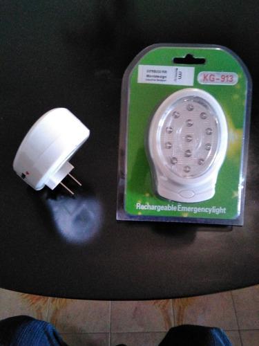 Linterna Portatil  Recargable Con Batería De Lithio Incluida