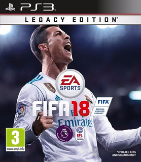 Fifa 18 Ps3 Digital
