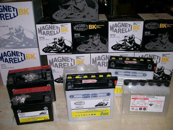 Bateria Magnet Marelli Mm12aa Honda Cb 400 450 Agrale 30.0