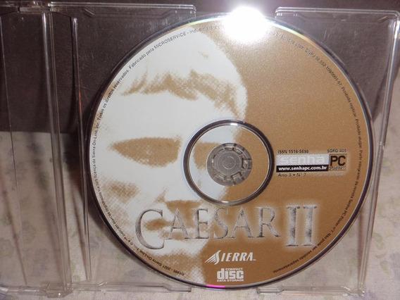 Jogo Pc: Caesar 2 (revista Senha Pc 7) Completo (estratégia)