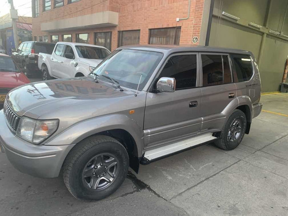 Toyota Prado Vxa Blindada Nivel 2 Plus