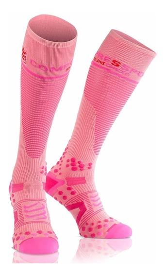 Medias Compresión Compressport Full Socks V2