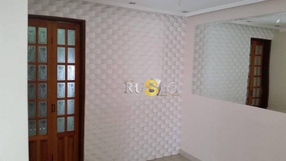 Apartamento Com 2 Dormitórios À Venda, 48 M² Por R$ 169.900,00 - Jardim Triângulo - Ferraz De Vasconcelos/sp - Ap0841