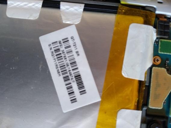 Tablet Samsung Sm-t211com Tela Quebrada