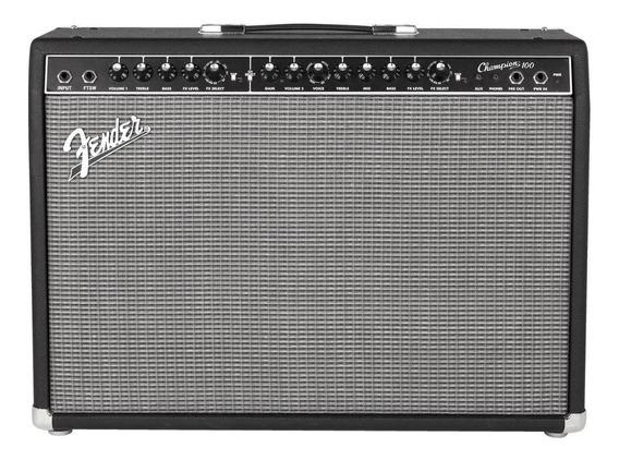Fender Champion 100 Amplificador Para Guitarra Eléctrica 100