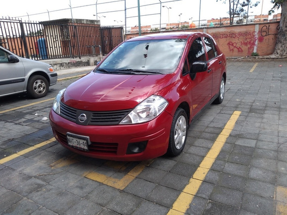 Nissan Tiida 1.8 Premium Mt 2011
