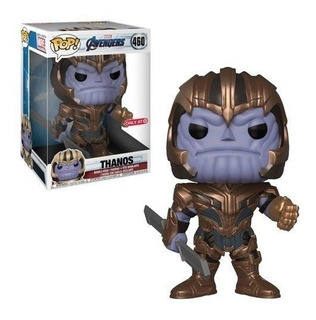 Funko Pop! Marvel Endgame - Thanos 460 10 Pulgadas Original