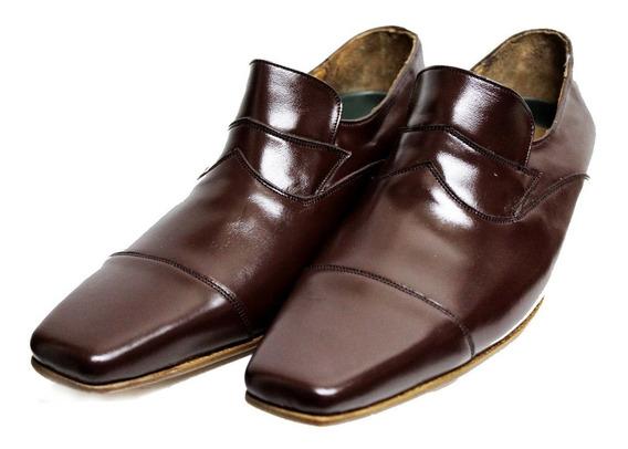 Willi-er Zapatos 47, 48, 49 ,50 Punta Italiana De Cuero