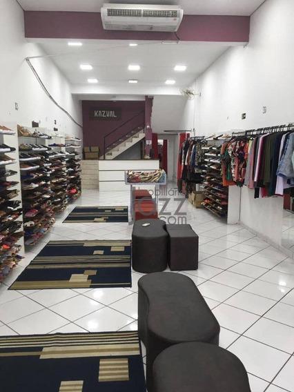 Luva De Loja No Calçadão Da 13 De Maio Campinas, 250 M² Por R$ 150.000 - Centro - Campinas/sp - Ca7662