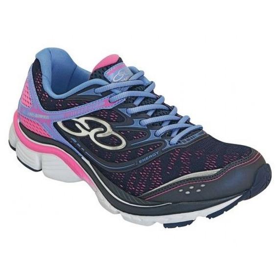 Tenis Olympikus Energy 097 - Azul - Delabela Calçados