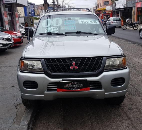 Mitsubishi Pajero Sport 3.0 4x4 V6 24v Gasolina 4p