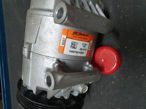 Imagem 1 de 4 de Compressor De Ar Condicionado Gm  E Outros Novo
